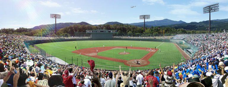 東京2020テストイベント 福島あづま球場で開催決定!