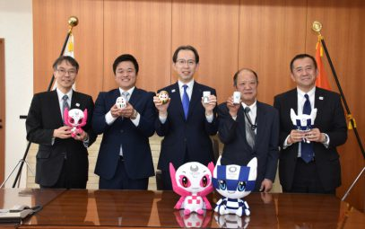 Fukushima traditional handicrafts are sold as Tokyo 2020 licensed goods!