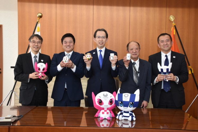 福島県の伝統的工芸品が東京2020ライセンス商品として販売!