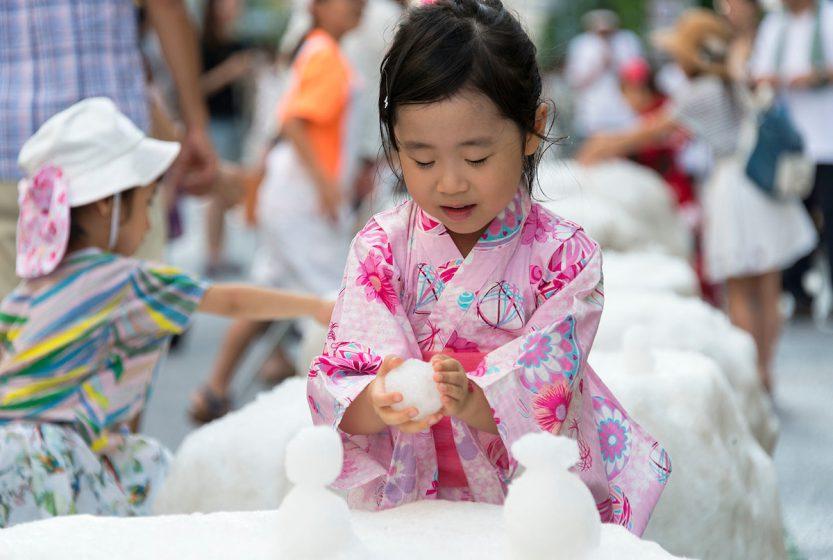 開花する北海道の雪利用技術、東京五輪の暑さを迎え撃つのに準備万端