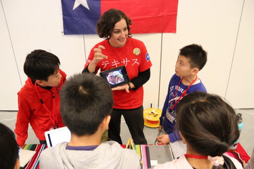 「復興ありがとう」ホストタウンとして、岩手県花巻市が文化交流イベントで米国を応援しました!
