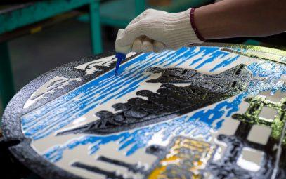 Kawaguchi foundry industry forges a path toward Tokyo 2020 Olympics