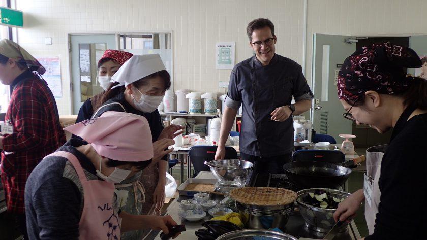 岩手県雫石町で、ドイツの食と文化を知る機会を開催