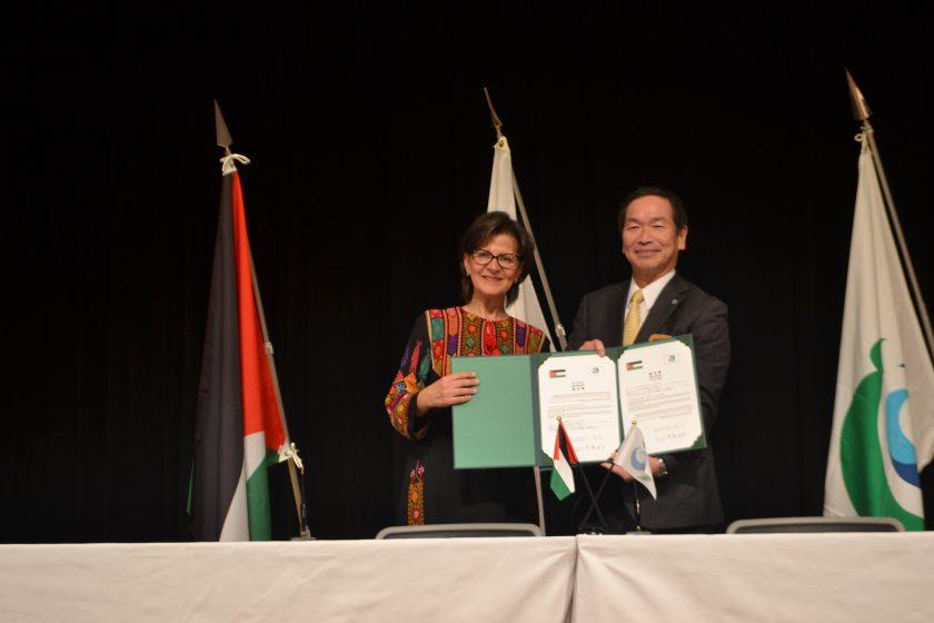 秋田県能代市×駐日ヨルダン大使館 共同イベントを開催しました