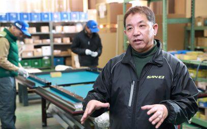<北海道と五輪・パラリンピック 第1部 担う 支える>4 公平に 安全に 裏方で光る職人技