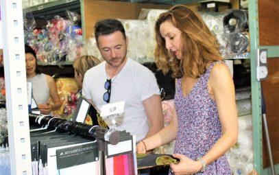 仏バレエ関係者と連携して富士吉田織物繊維産業の魅力を発信《前編》