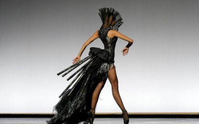 仏バレエ関係者と連携して富士吉田織物繊維産業の魅力を発信《後編》