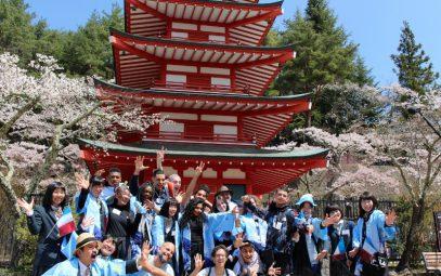 フランス共和国『ポール・エリュアール高校』日本研修プログラム受入れ事業を実施しました