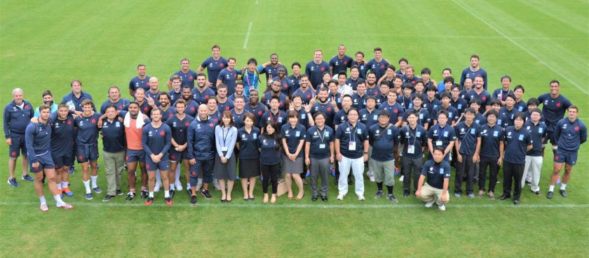 """Making Fujiyoshida the """"Sacred Land of Rugby"""" ~How to make the 2020 Tokyo Olympic Pre-Tournament Training a Success~ 【RWC2019 Overview】(Final Part)"""