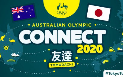 Students getting closer through the Australian Olympic Connect Tomodachi 2020 Pilot Program!