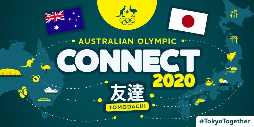 Australian Olympic Connect 「ともだち2020」パイロットプログラムで交流を深めました!