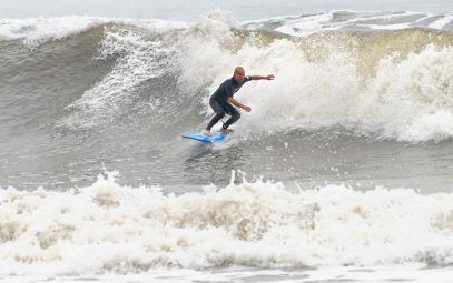 Surf's up for Chiba town looking to ride 2020 Olympic wave