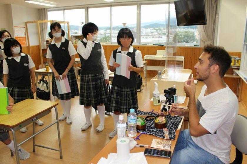 フランス人インフルエンサーが富士吉田の魅力を世界へ発信《第1話》-住民交流編-