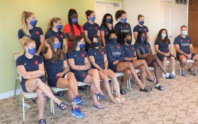 東京2020オリンピック競技大会:フランス共和国7人制ラグビー女子代表チームの事前合宿時の住民交流(オンラインで生出演!)